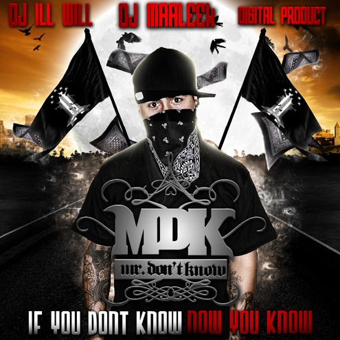 MR. DONT KNOW – IF YOU DONT KNOW NOW YOU KNOW