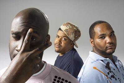 De La Soul nehmen Frogg, das neue Projekt zweier Seed-Musiker, mit auf Tournee!
