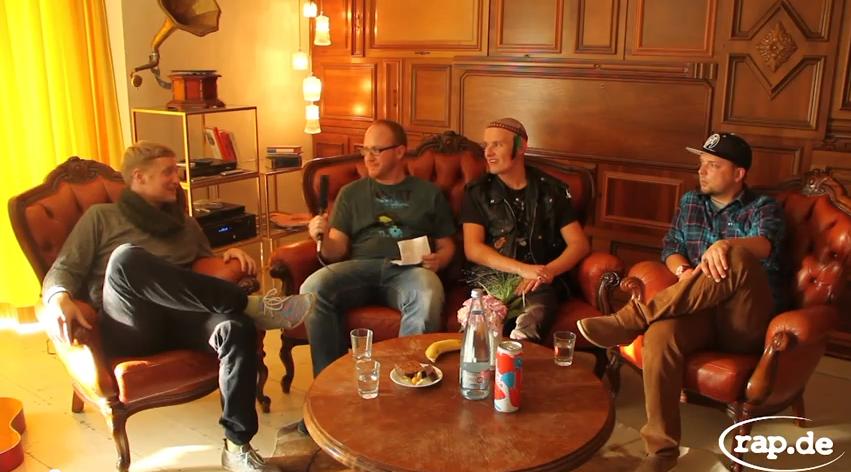 Das Chaos und Die Orsons (rap.de – Interview)