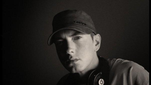 Eminem auf der G-Shock Party in New York
