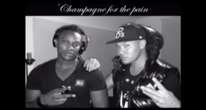 """Kay One feat. Emory – """"Champagne for the pain"""" (Freetrack)"""