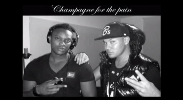 Kay One feat. Emory - 'Champagne for the pain' (Freetrack)