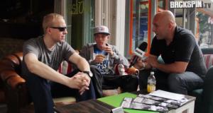 Laas Unltd. – Interview bei Backspin TV