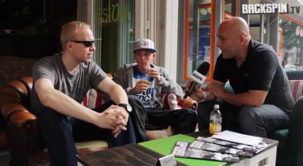 Laas Unltd. - Interview bei Backspin TV