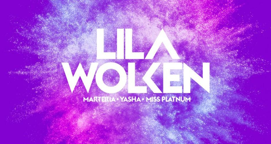 """Marteria, Yasha & Miss Platnum – """"Lila Wolken""""- Drunken Masters Remix (Audio)"""