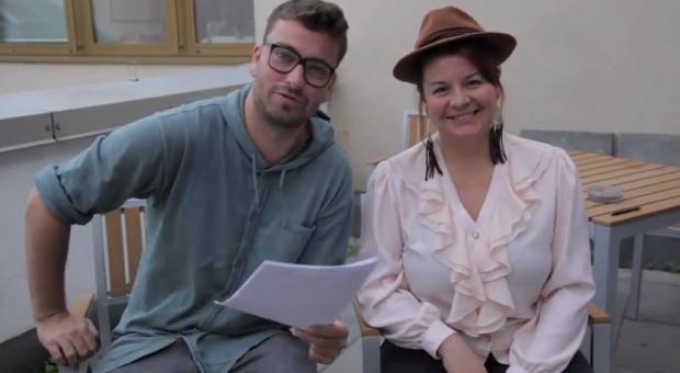 Marteria & Miss Platnum beantworten Fragen an Facebook-Fans