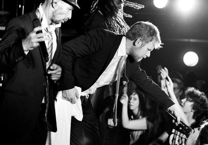 Seeed auf Tour mit Theophilus London (News)