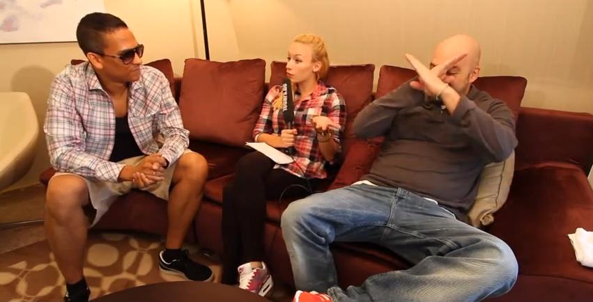 Interview: XAVAS (Kool Savas & Xavier Naidoo)