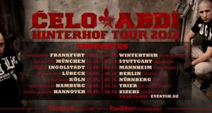 "Celo & Abdi – ""Hinterhofjargon – Tour"""