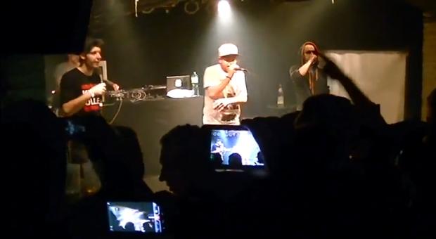 ZwanzigNachVierMusik Live in Köln - Orgi-Support (Video)