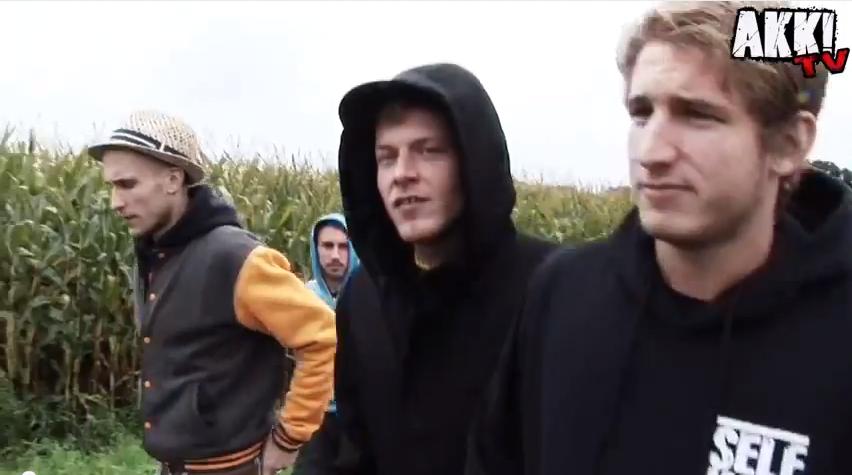 Die 257ers & Favorite auf dem Oktoberfest Weseke (Video)
