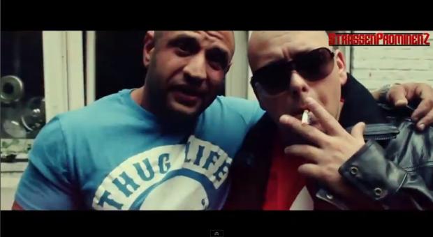 Celo & Abdi - Videoblog Nr. 2 in Hamburg (HinterhofJargon-Tour 2012)