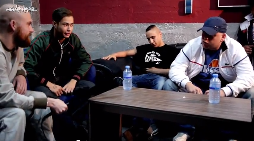 Celo & Abdi und Veysel bei der Hinterhofjargon-Tour im Interview (Video-Interview)