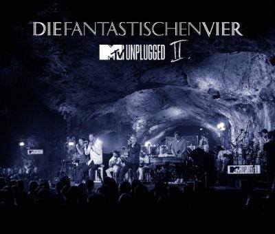 Die Fantastischen Vier - 'MTV Unplugged 2'- DVD (26.10.2012)