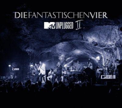 """Die Fantastischen Vier – """"MTV Unplugged 2""""- DVD (26.10.2012)"""