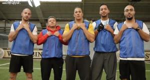 Toxik trifft : Farid Bang, Majoe & Jasko auf dem Fußballplatz (Video-Interview)