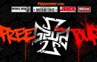 """Gewinnspiel: Toprott Muzik verlost über HipHop.biz 1×2 Tickets für die """"Free Gzuz Deutschland Tour 2012"""""""