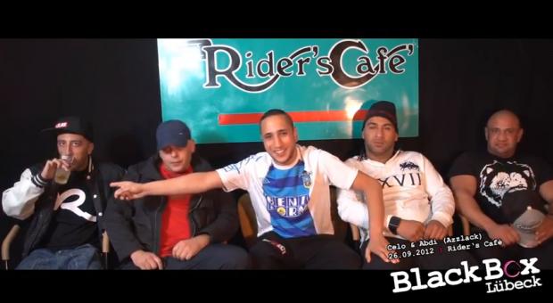 Celo & Abdi Azzlack - 'Hinterhof Tour 2012' Lübeck (Video)