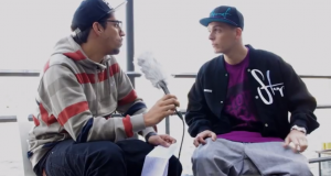 Splash! Mag trifft Laas Unltd. (Video-Interview)
