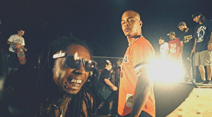 """T.I. feat Lil Wayne – """"Ball"""" (Video)"""