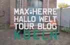 """Max Herre bei der """"Hallo Welt""""- Tour in Köln (Video)"""