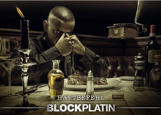 """Haftbefehl – """"Snippet Block-Seite"""" vom Album- """"Blockplatin"""" 25.01.2013 (News + Hörprobe)"""