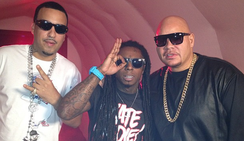 "Fat Joe feat. A$AP Rocky, French Montana & Lil Wayne – ""Yellow Tape"" (Audio)"