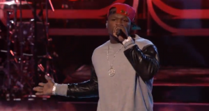 "50 Cent feat Adam Levine – ""My Life""- Live @The Voice (Live-Video)"
