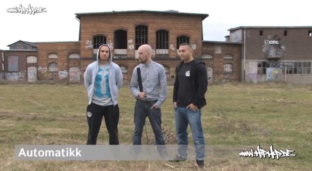 Toxik trifft: Automatikk - 'Five: Fünf Fakten über Weed' (Video-Interview)