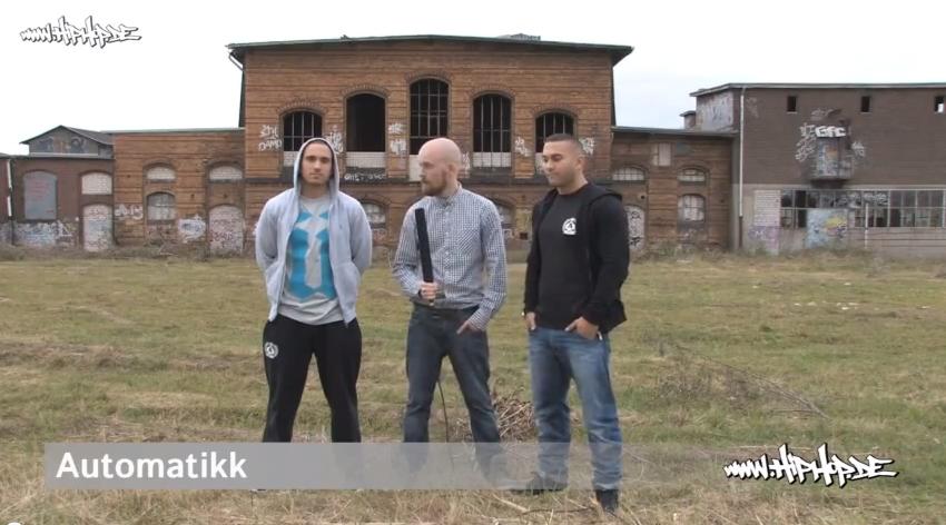 """Toxik trifft: Automatikk – """"Five: Fünf Fakten über Weed"""" (Video-Interview)"""