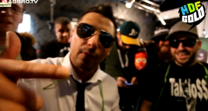 "Halt die Fresse: 05 – B.S.H. aka Bass Sultan Hengzt ""GOLD""- Shout Out (Video)"