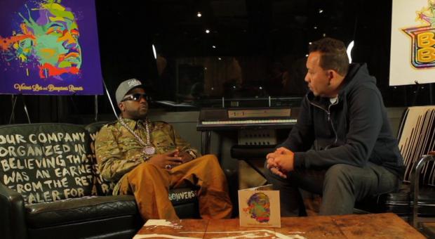 Big Boi im Interview (Video-Interview)