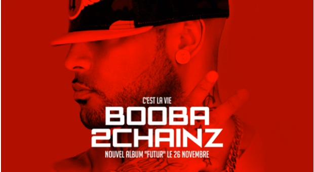 Booba - 'C'est la vie feat 2 Chainz' (Audio)