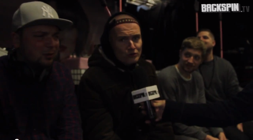 Die Orsons im Interview bei der Backspin TV (Video-Interview)