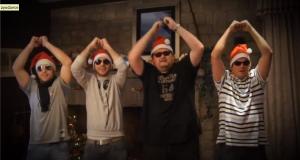 """Dirrrty Franz & die B-Side Boyz – """"Stille Nacht"""" (Video)"""