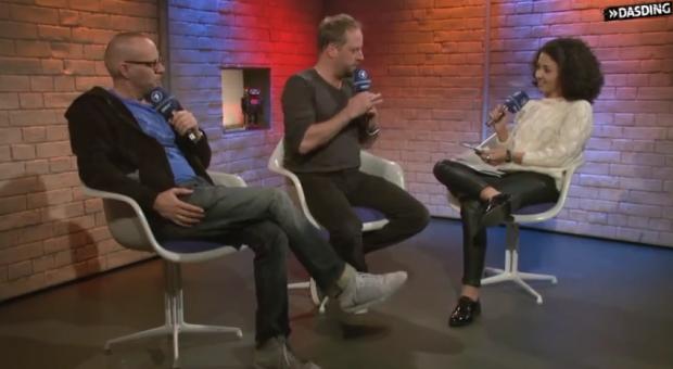 Die Fantastischen (Fanta4) im Interview bei DASDING (Video-Interview)