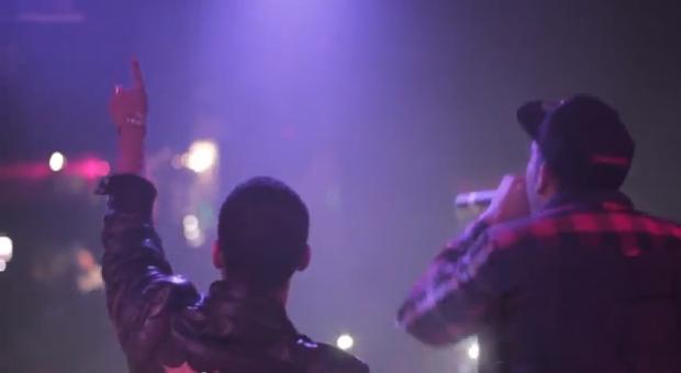 Ryan Leslie feat Fard - 'Swiss Francs Remix' (Live-Video)