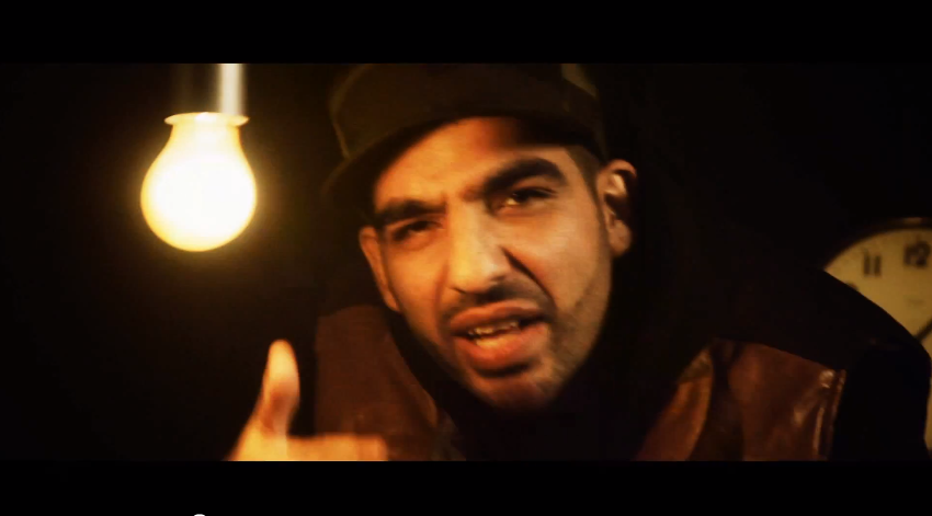 "Fard – ""Schwarz""- Intro (Video)"