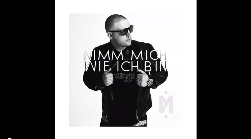 """Fler – """"Nimm mich wie ich bin"""" (Audio)"""