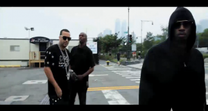 "French Montana feat. Diddy, Machine Gun Kelly, Red Cafe & King Los – ""Ocho Cinco"" (Video)"