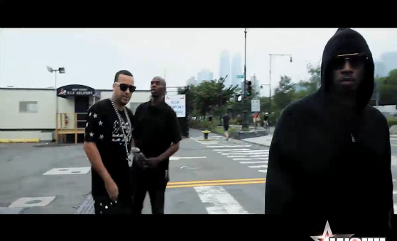 French Montana feat. Diddy, Machine Gun Kelly, Red Cafe & King Los - 'Ocho Cinco' (Video)