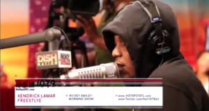 "Kendrick Lamar – ""Hot Spot ATL""- Freestyle (Video)"