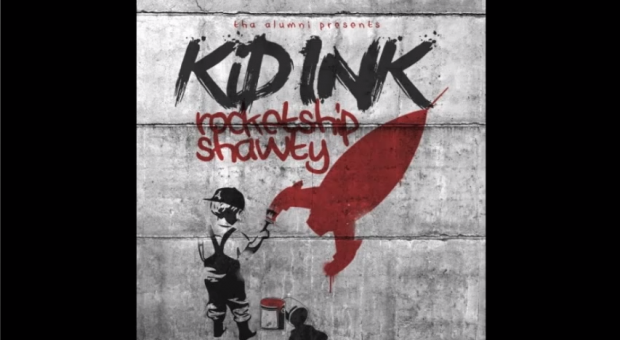 Kid Ink feat. King Los - 'Poppin Shit' (Audio)