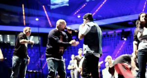 "Kool Savas in Mannheim in der ""SAP Arena"" (Video-Interview)"