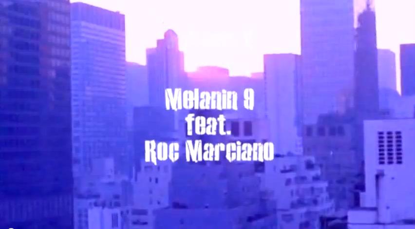 "Melanin 9 feat. Roc Marciano ""White Russian"" (Video)"