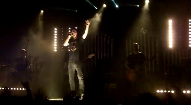 Prinz Pi - 'Glück (Der Andere)' (Live-Video)