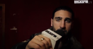 Sinan G im Interview bei der BACKSPIN TV (Video-Interview)