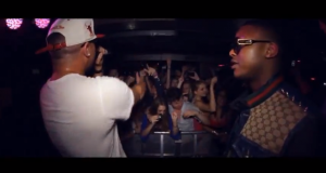 Tyga & Kay One im Club in Hamburg (Video)