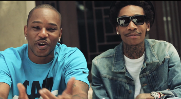 Wiz Khalifa feat. Cam'ron - 'The Bluff' (Video)
