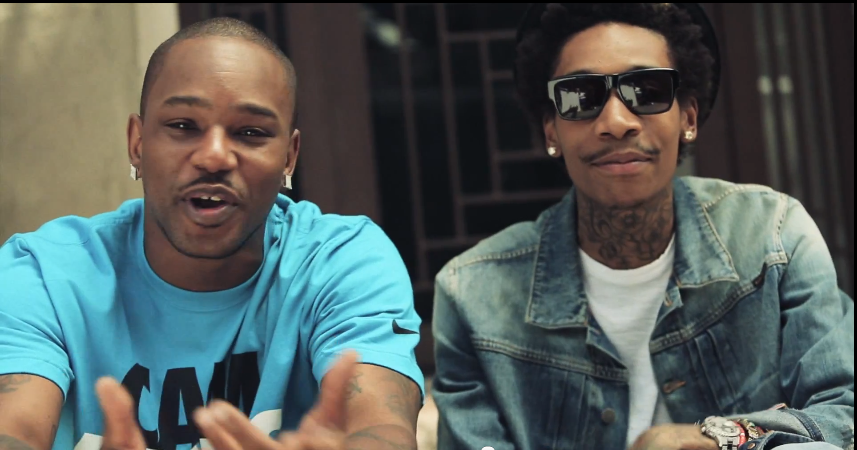 "Wiz Khalifa feat. Cam'ron – ""The Bluff"" (Video)"